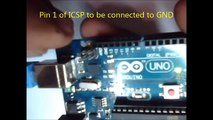 How to Upgrade Firmware Samsung LED TV Using USB - video