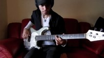 RATM - Bullet in the Head [Bass Cover by Miki Santamaria] Modulus Flea Bass Funk Unlimited