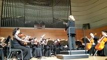 Schumann - Symphony No.3 5th mov. (End). Wingdao Symphony Orchestra/ Talia Ilan