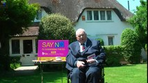 Sir Patrick Moore says vote UKIP on June 4th