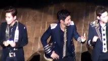 (FANCAM) Super Junior falando em português - Super Show 5 Brasil  Super Junior
