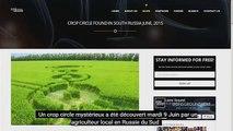 Crop Circles 2015 - Crop Circles au sud de la Russie
