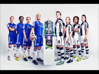 HIGHLIGHTS: 2015 FA Women's Cup Final