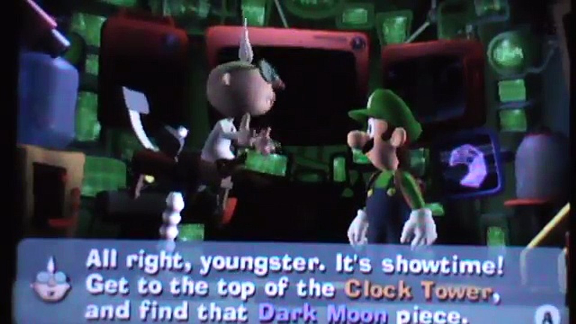Luigi S Mansion Dark Moon Ep 37 Showtime Video Dailymotion