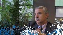 Thomas Friedman over energie innovatie tijdens een financiele crisis - de vraag van Anke en Clemens