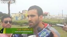 Universitario de Deportes: José Carvallo parafraseó al 'Puma' Carranza (VIDEO)