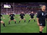 Haka- New Zealand All Blacks and Tonga response