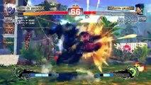 Copie de Combat Ultra Street Fighter IV - Oni vs M. Bison