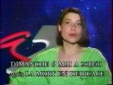 Antenne 2 1er Mai 1990 2 Pubs, 3 B.A., JT Nuit, Ex. Météo