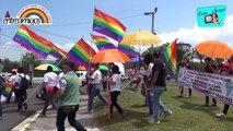 V Marcha contra la Trans, Lesbo, Gay, Bi e Inter Fobia El Salvador 2015