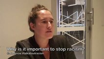 Talk About Racism: Anna Maria - Why is it important to stop racism?