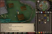 Runescape 07 11 degrees 41 minutes north 14 degrees 58 minutes east!