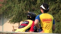 Riding Till the Ducks Come Home - Khon Kaen, Thailand (HD)