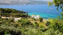 Griechenland - Insel Samos - Stadt Samos - Gangou Beach