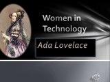 Ada Lovelace - First Computer Programmer