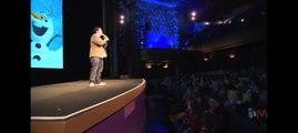 """Frozen"" sing-along with Olaf voice Josh Gad at Disney's El Capitan Theatre"