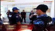 Doble asalto en escasos minutos; Captura GAP a asaltante, ex convicto