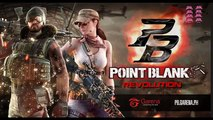 PointBlank Garena CHEATER WALLHACK - video dailymotion