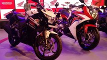 Honda CBR 650F Sports Bike Launched | Rs. 7.3 Lakh