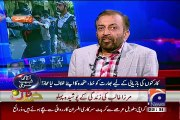 Aaj Shahzeb Khanzada Kay Sath (06-08-2015)