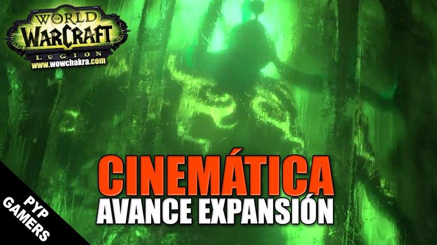 Cinemática Gul'dan despierta a Illidan (ES) | World of Warcraft: Legion