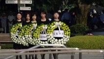 Japan marks 70th anniversary of Hiroshima atomic bombing