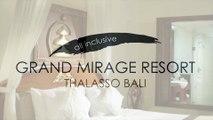 Romantic Ocean View at Grand Mirage Resort & Thalasso Bali