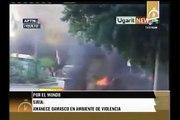 Siria: Damasco amanece en un ambiente de violencia