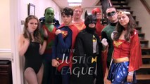 Meet the Justice League: S1, Ep4: Inoculation