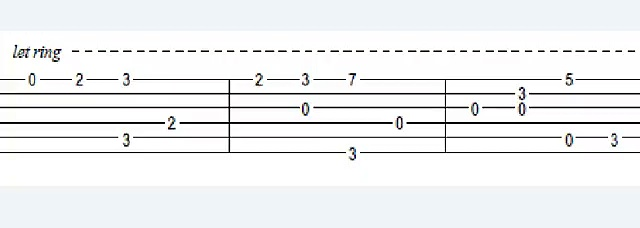 guitar tabs fairy tail – lyra's song