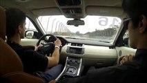 Fast Drive Interlagos 2013 - Ranger Rover Evoque