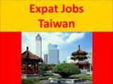 Taiwan Jobs and Employment for Foreigners