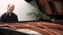 Sarabande de Haendel piano ///  Frederic Bernachon pays Handel's  Sarabande, piano