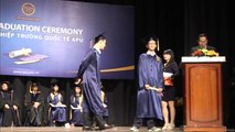 2012 APU Graduation Ceremony - More University Scholarships