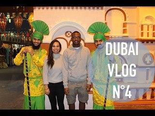 Cornerside à Dubai - DailyVlog #4 : GLOBAL VILLAGE !