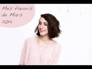 Mes favoris de Mars
