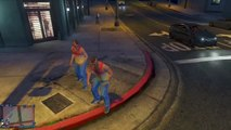 GTA 5 Fun - Mirror Match, Animation Glitch, Bounty Hunters