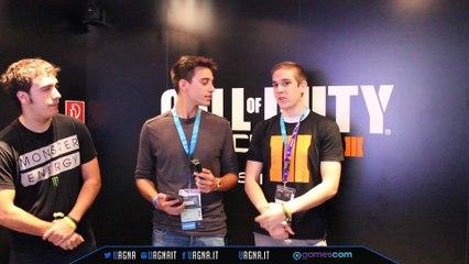 eSPORTs Call of Duty Black Ops 3: Intervista a TeePee e Merk