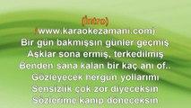 Gökhan Tepe - Dönmem - 2012 TÜRKÇE KARAOKE