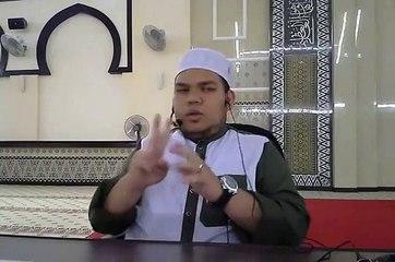 Ustaz Tarmizi Shamsul Arif - Allah Menguji Hambanya