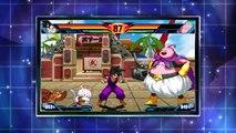 Dragon Ball Z Extreme Butôden : vidéo de la démo européenne