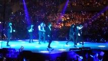 """[Fancam] Super Junior """"Sorry Sorry"""" Rock Ver. (?) @ KCON 2015 LA"""