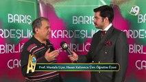 Profesör Mustafa Uçar, Hasan Kalyoncu Üniversitesi Öğretim Üyesi