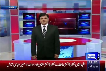 Kamran Khan Kay Sath - 6th August 2015