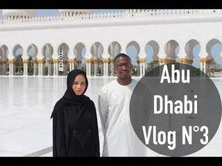 Cornerside à Dubai - DailyVlog #3 : Abu Dhabi & la mosquée Sheikh Zayed !