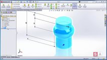 SolidWorks Essentials - Lesson 6 Revolved Features