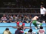 Mitsuharu Misawa vs. Kenta Kobashi - AJPW 11/6/99