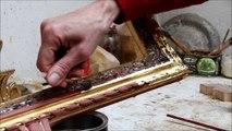 A la rencontre de... Laurence Gillery, doreur et restauration de baromètre à Paris Montmartre