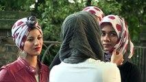 'Poppy hijab' marks Muslim soldier's Victoria Cross 100 years ago