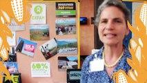 Stephanie Burgos, Oxfam: Campañas internacionales contra el acaparamiento de tierra